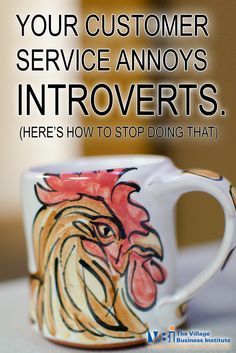 Good customer service means something different to introverts.