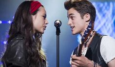 I can see the stars Alex and co di adventure huiitr frame November 24 Disney channel at cinemas