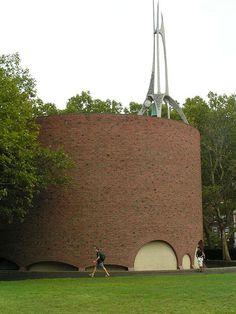 MIT Chapel - Saarinen - Boston