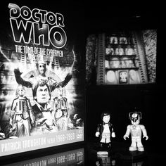 Day 23: Favorite Futuristic Story - The Tomb of the Cybermen