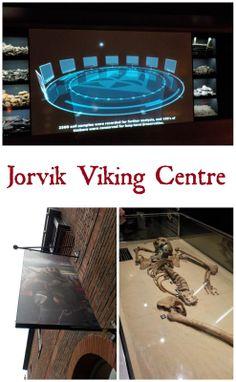 Jorvik Viking Centre - Vikings, skeletons, and a huge piece of poop!