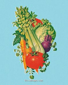 Variety of Vegetables- csa images