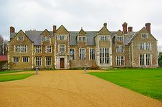 Where do you come from? Loseley Park