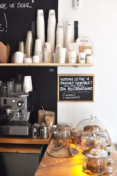 Bianchi Kiosko Caffé Madrid third wave coffee