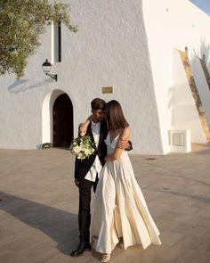 Paris Wedding, French Wedding, Dream Wedding, Wedding Day, Wedding Bells, Karen Willis Holmes, Lela Rose, Ibiza, Bridal Dresses