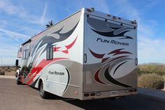 Super Quot C Quot Duramax Motorhome And Toyhauler Combo Called A