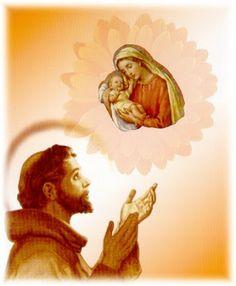 PAZ Y BIEN: Oraciónes Franciscanas