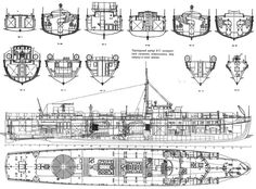 Large Boat Plan