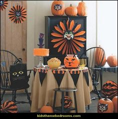 Decorate with extra spooky ghouly decor and capture the haunting spirit of Halloween