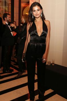 At the CR Fashion Book Issue No.5 Launch Party hosted by Carine Roitfeld and Stephen Gan at the Peninsula Paris in Paris on Sept. 30, 2014.   - Cosmopolitan.com