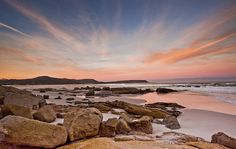 Noordhoek Sunrise - By Kyle Mijlof