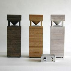 Risultati immagini per taguchi speaker Diy Bluetooth Speaker, Desktop Speakers, Diy Speakers, Built In Speakers, Subwoofer Box Design, Speaker Box Design, Server Cabinet, Hifi Amplifier, Sound Speaker