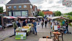 Markt in Strijen 2014