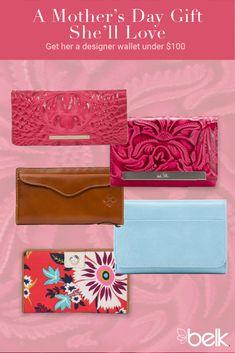 Wallets & Wristlets for Women: Designer Wallets for Women Ebook Cover Design, Brahmin Bags, Designer Wallets, Grandparent Gifts, Crochet Books, Ribbon Embroidery, Creative Gifts, Patricia Nash, Purses