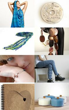 woman by Roy Itzhack on Etsy