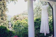 Rustic Garden Wedding | Glamour & Grace #Gardening