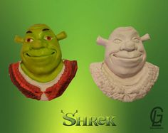 55 Best Shrek Cake Ideas Images On Pinterest Shrek Cake Birthday