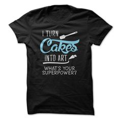 Cakes T-Shirts, Hoodies. SHOPPING NOW ==► https://www.sunfrog.com/LifeStyle/Cakes-Ladies.html?id=41382