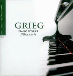 Den Klassiske cd-bloggen: Utsøkt Grieg