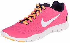 $65.33 & FREE Shipping NIKE Free TR III Ladies Training Shoes, Pink/White, US8.5 Nike http://www.amazon.com/dp/B00H2MOXVQ/ref=cm_sw_r_pi_dp_usECvb1MJT672