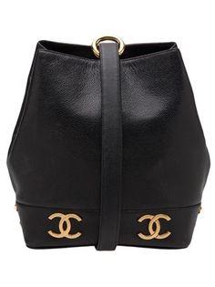 Chanel Vintage Bucket Bag - - Farfetch.com