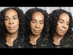 Transformation Tuesday | Makeup For Woman Over 50 | Mature Skin | FACESBYCHENELLE - YouTube
