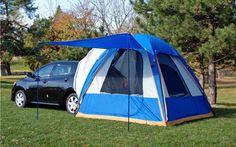 2013 Honda Fit All Fit models Napier Sportz Dome to Go Tent, Car Tents, Hatchback Tents