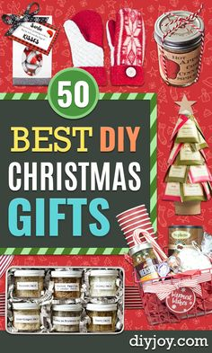 >>>Cheap Sale OFF! >>>Visit>> DIY Christmas Gifts - Easy Handmade Gift Ideas for Xmas Presents - Cheap Projects to Make for Mom Dad Boyfriend Girlfriend Husband Wife Easy Handmade Gifts, Diy Gifts For Mom, Diy Holiday Gifts, Diy Gifts For Boyfriend, Handmade Christmas Gifts, Christmas Gifts For Her, Easy Gifts, Homemade Christmas, Homemade Gifts