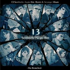 13 Sentinels: Aegis Rim Remix & Arrange Album -The Branched- - Christ Centered Gamer Blog