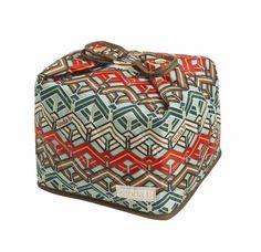 Cosmetic Bag II - X-Large, Ravinia Ivory @organizingstore