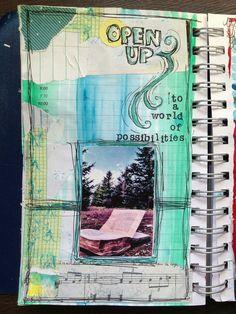 Open Up (by VinnyStrawberry :Art)