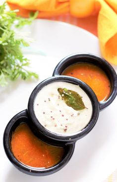 Nariyal ki chatni or the Hotel style coconut chutney is a delicious chutney recipe that is served in the South Indian restaurants along with idli or dosa.