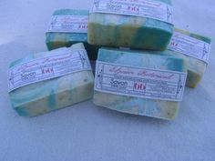 Oatmeal Goatmilk Soap with Essential oils of Black Spruce, Cardamom and Valencia Orange ElysianBotanicals, $6.00