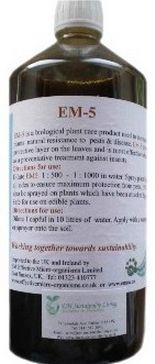 EM-5 Insektsreppellent, 1 liter -