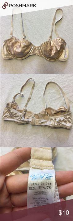 Vanity Fair Vintage Bra Worn, but still cute. Comfy. Vanity Fair Intimates & Sleepwear Bras
