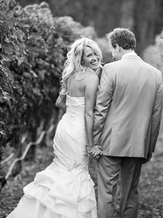 """""""Disheveled Tuscany"""" wedding at a private venue in St. Helena, CA. Photo by Leah McCormick"""