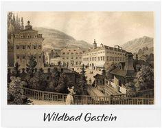 Teil in der Belle Epoque Belle Epoque, Bad Gastein, Ubs, Salzburg, Travel Posters, Vienna, Austria, Taj Mahal, Louvre