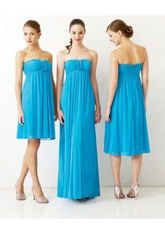 sweetheart-strapless-blue-bridesmaid-dress-gown