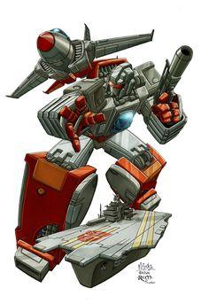 BROADSIDE. #Transformers #Autobots #Decepticons