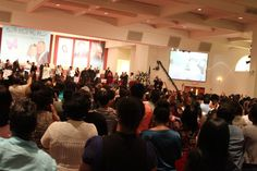 Don't Block My Flow Women's Conference 2012