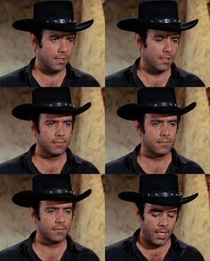 Whenever Adam is faced with a problem, he handles it with great deliberation. His aloofness could easily be mistaken for arrogance, but it's not. He's just very, very sure of himself and upholds his convictions no matter what. Screencaps from My Son, My Son (Bonanza)
