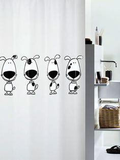 ¡Diviértete en la ducha! #Cortinas de ducha