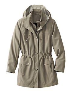 Women's Hidden-Zip Anorak   Normthompson.com #Jacket #Coat #Fall #Outerwear