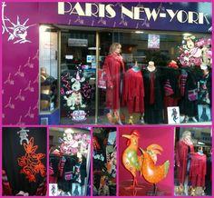PARIS NEW YORK prêt à porter grandes tailles du 44 au 66 58 rue maréchal Leclerc 50000 SAINT-LO www.parisnewyorkstlo.fr