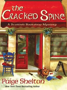 The Cracked Spine is filled with everything a book lover could want, each item as eclectic as the people who work there; the spirited and lovable Rosie, who always has tiny dog Hector in tow; Hamlet, a nineteen-year-old thespian with a colored past and bright future; and Edwin, who is just as enigmatic and mysterious as Delaney expected. An extra bonus is Tom the bartender from across the street, with his cobalt eyes, and a gentle brogue—and it doesn't hurt that he looks awfully good in a…