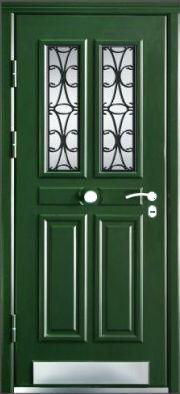 Двери Элит В91 вид спереди