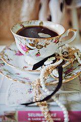 Classy tea cup