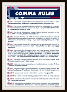"""Board Title: GRAMMAR RESOURCES ~ Most Popular Pin on Board (shown) Link: http://www.pinterest.com/pin/212443307395854277/ ***This board contains """"All Things Grammar"""" including writing conventions highlighted by CCSS. To get teaching tips and lessons sent to you once a month, click http://visitor.r20.constantcontact.com/manage/optin/ea?v=001_Sihum3TrbPEDe4tqrPgPA%3D%3D"""