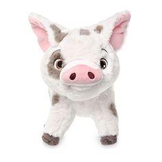 "2016 NEW Moana pet pig Pua stuffed Plush Doll 10"""