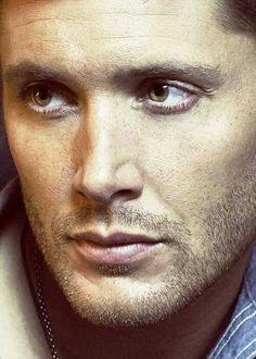 Jensen close up